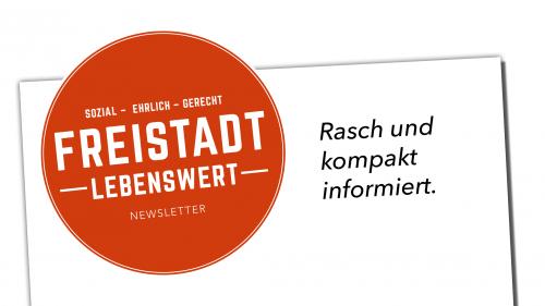 Newsletter der SPÖ Freistadt